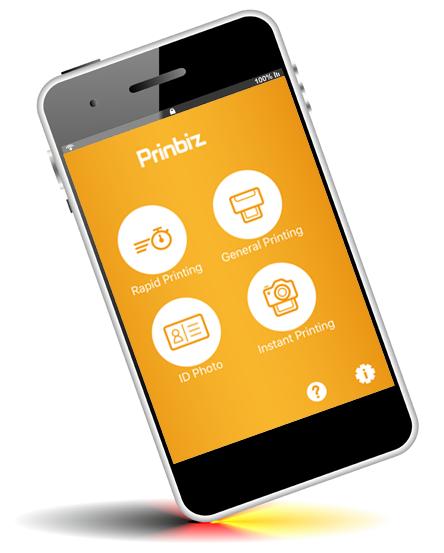 Prinbiz App